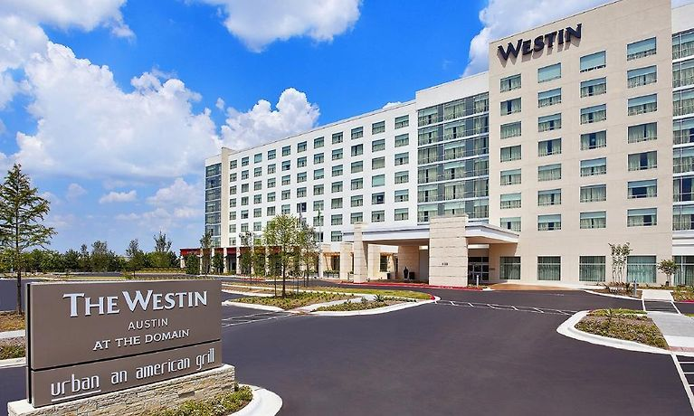 Hotel The Westin Austin At Domain